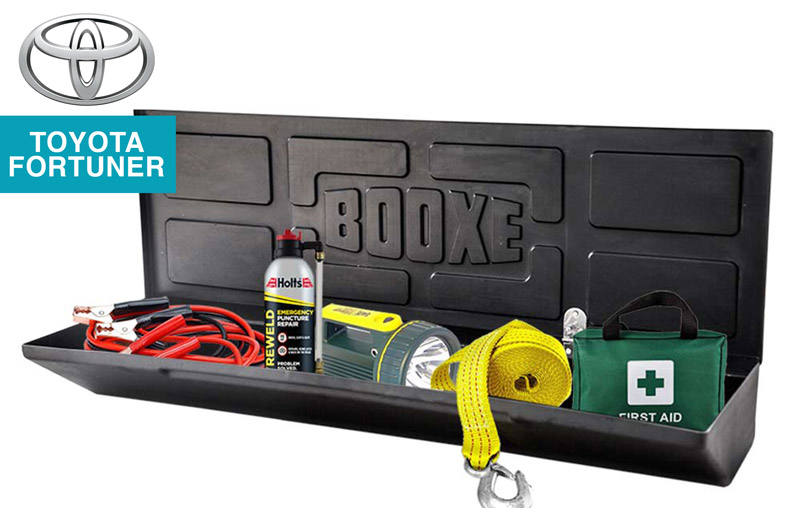 BOOXE Original Boot Box – For Toyota Fortuner Exclusively