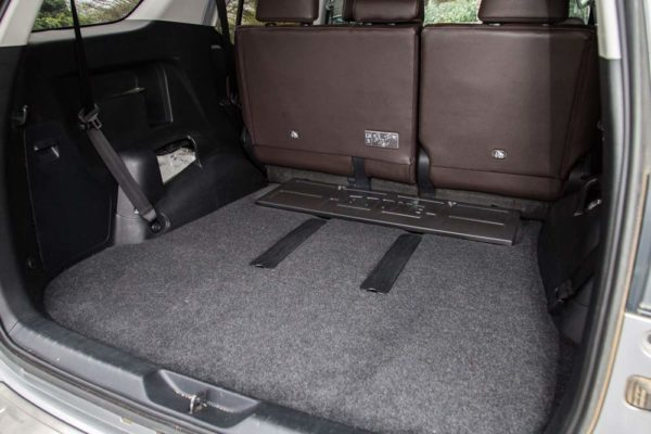 Custom built Toyota Fortuner Accessories