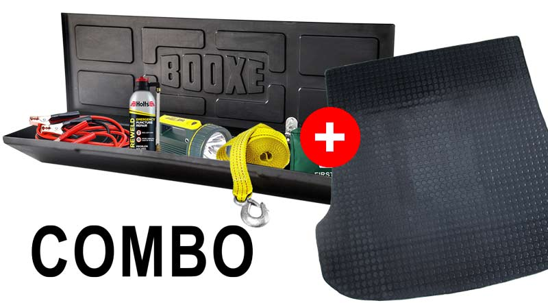 Toyota Bootmat and storage combo