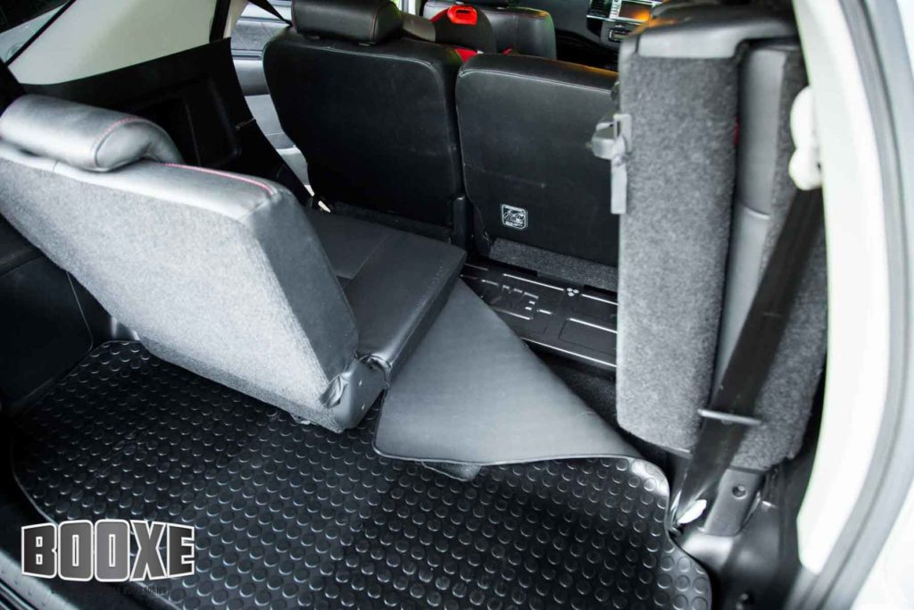 Booxe with Seats Fortuner-2