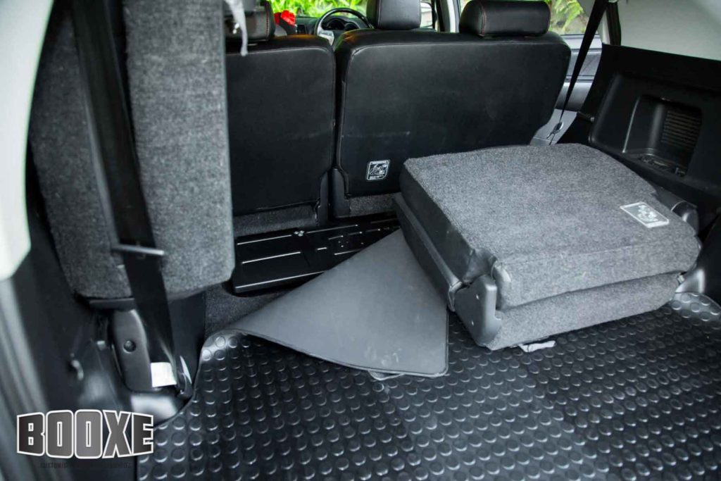 Booxe with Seats Fortuner-3