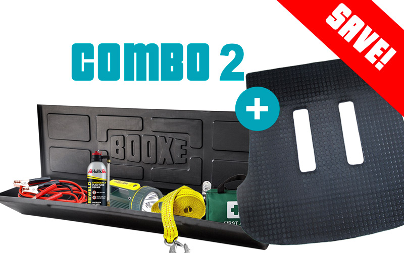 Booxe Bootmat and BootBox combo