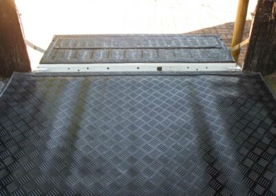 Toyota Hilux BinMat and Floormats-15
