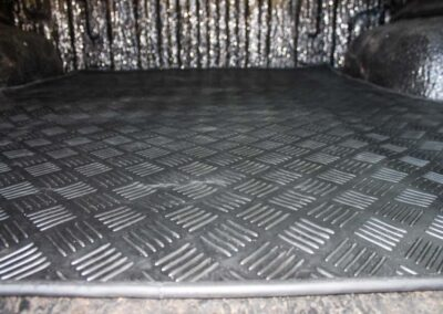 Toyota Hilux BinMat and Floormats-9