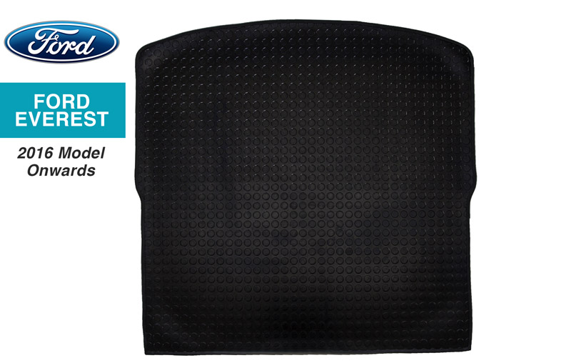 Ford Everest Boot Mat