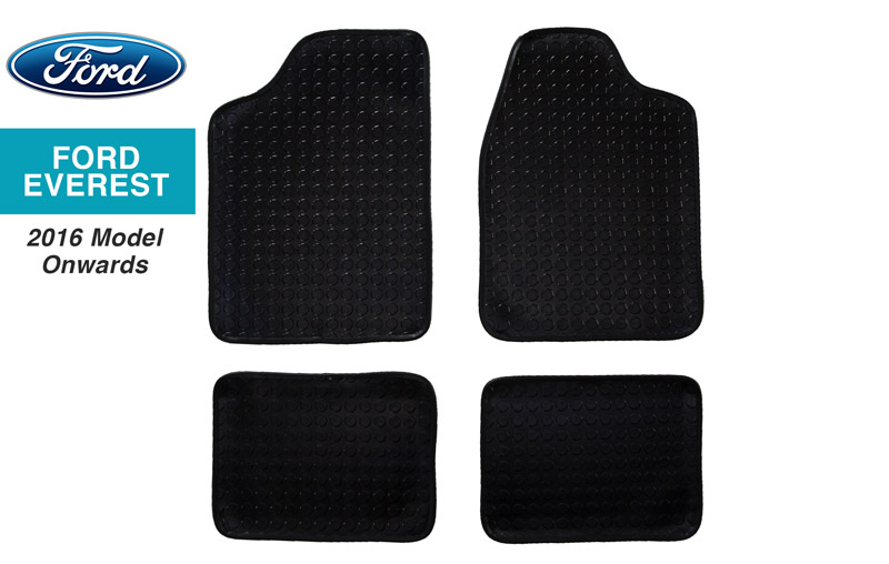 Ford Everest Floor Mats
