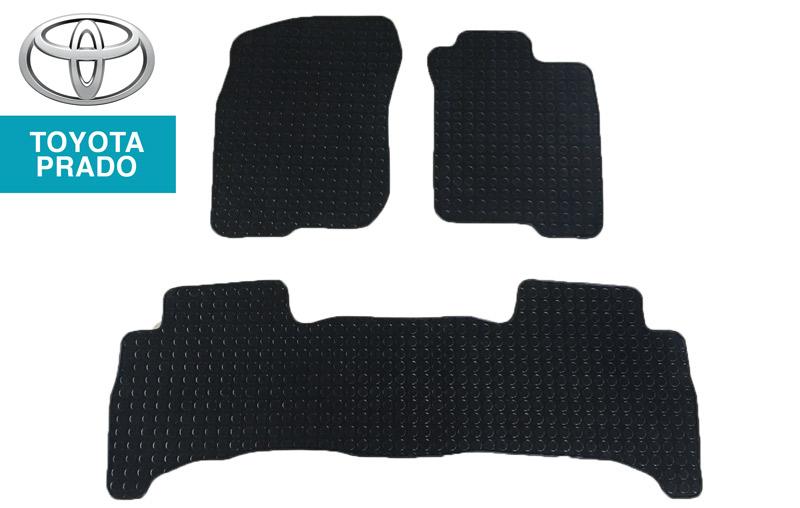 Toyota Prado Floor Mat