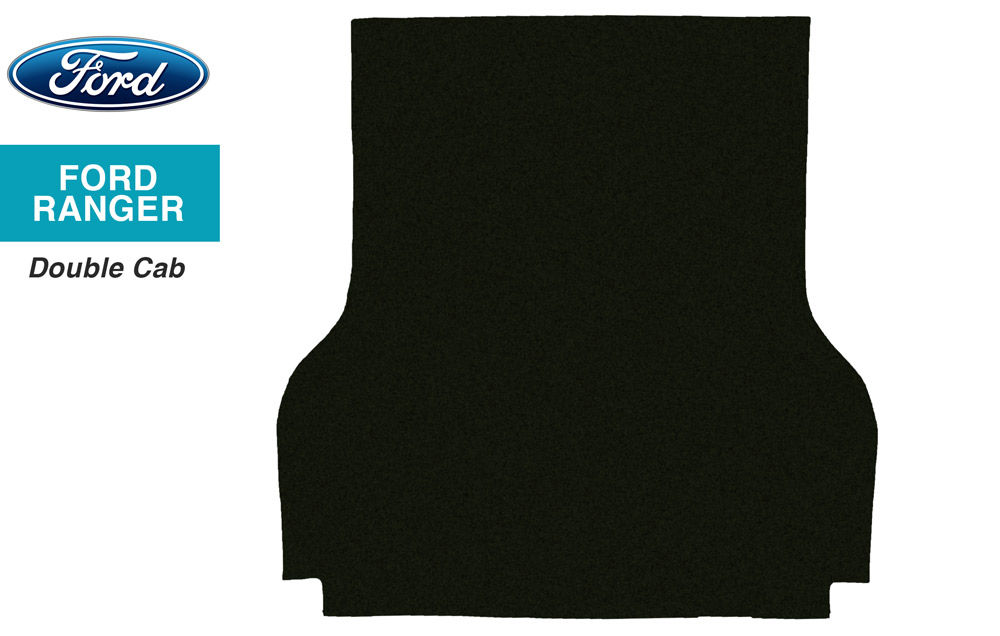 Ford Ranger Double Cab Industrial Bin Mat