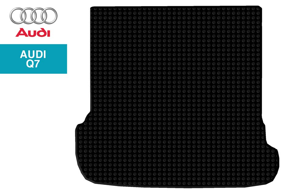 Audi Q7 Boot Mat 2