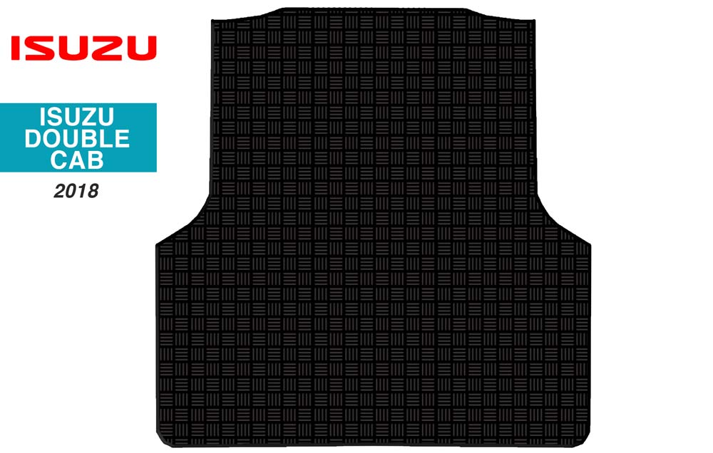 Isuzu Single Cab Bin Mat 18/19