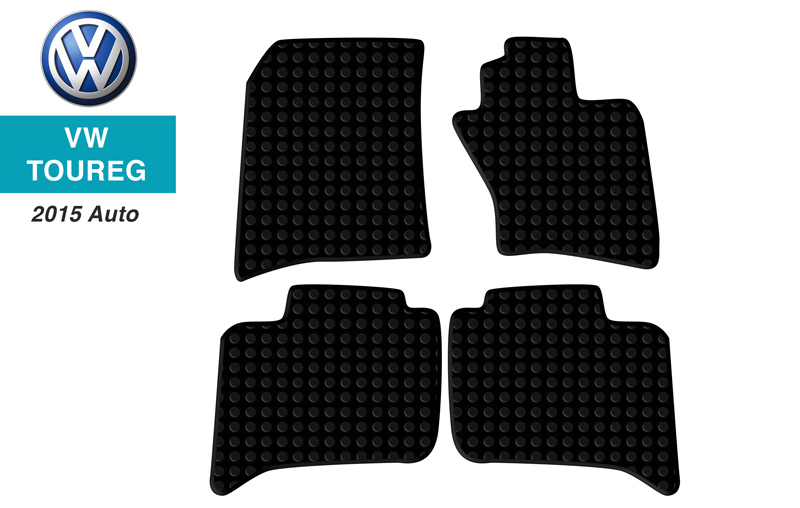 VW Toureg Floor Mats