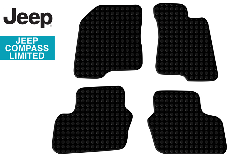 Jeep Compass Limited Floor Mats