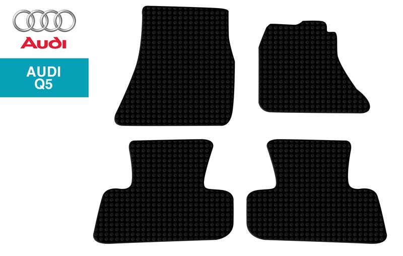 Audi Q5 Floor Mat 1
