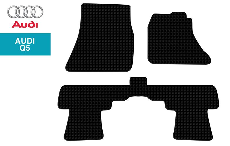 Audi Q5 Floor Mat 2