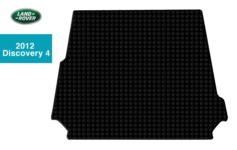 2012 Land Rover Discovery 4 Boot Mat