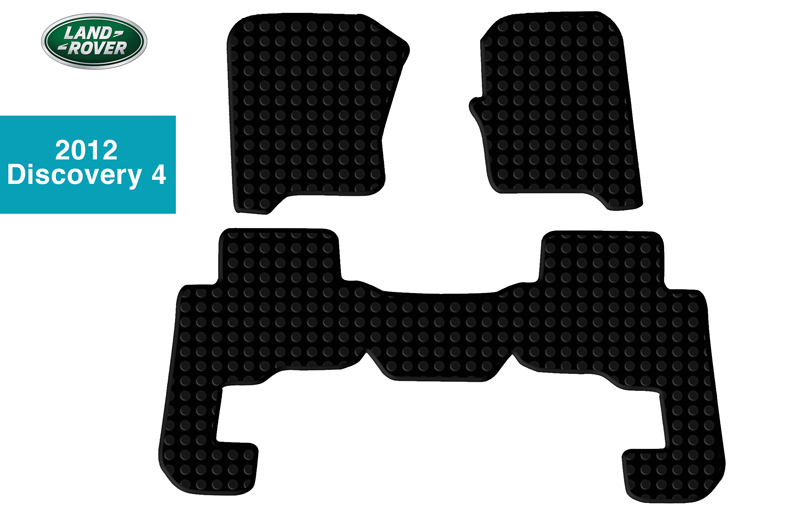 2012 Land Rover Discovery 4 Floor Mat