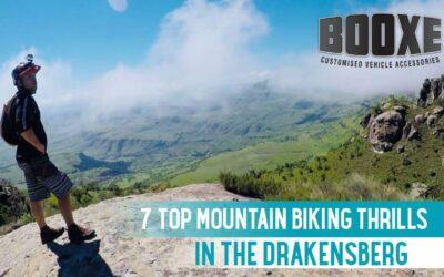 7 TOP MOUNTAIN BIKING THRILLS IN THE DRAKENSBERG